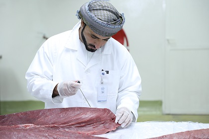 Processing factories – Oman Fisheries Company SAOG